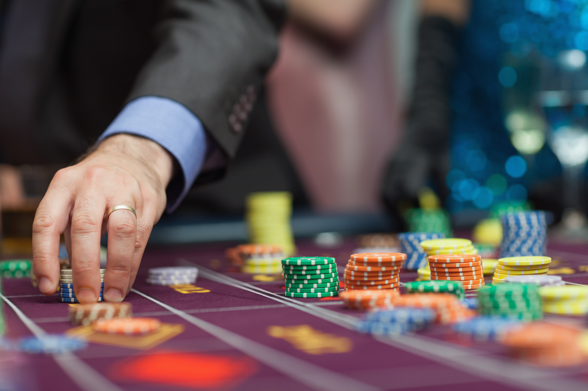 Online casinos are safe where all money transactions are secured