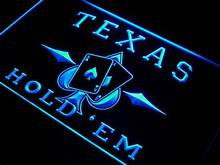 Playing Texas Hold'em Poker