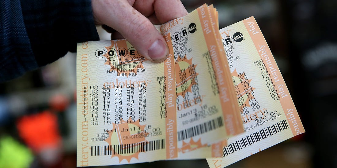 Online Lottery Can Make You Rich