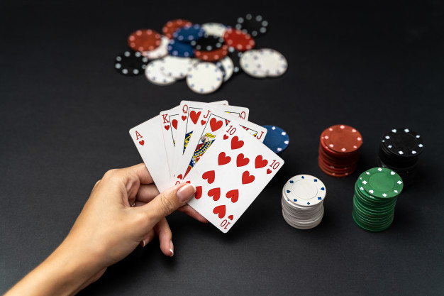 Join the Poker Club Now