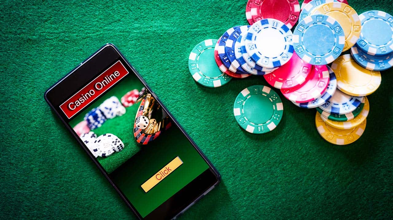 Get The Benefits Of Playing Online Casino Games
