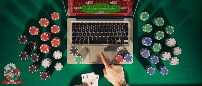 Why do you need the help of online technology for gambling?