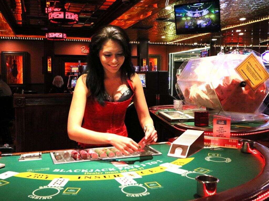 Get the new experience in the online casino